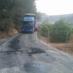 Demà finalitzen les obres de reparació del camí de Bolvens