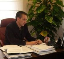 Reunió amb el regidor Vicent Parra