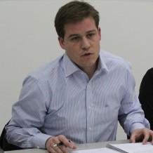 Reunió amb l'alcalde Roger Cerdá