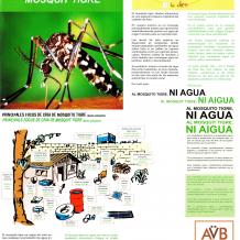 Campaña de prevención Mosquito Tigre
