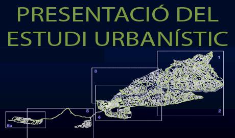 Presentació Estudi Urbanístic àrea de Bixquert